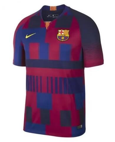 Camisetas de fútbol Nike Barcelona Aniversario 2018-2019 3ee7fec0a023c