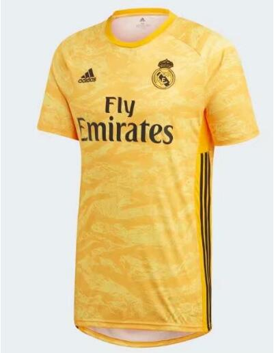camisetas portero del Real Madrid 2019-2020