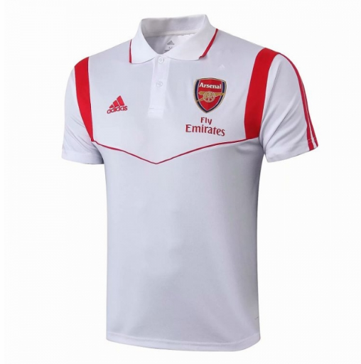 camiseta 1920 Polo Arsenal blanco