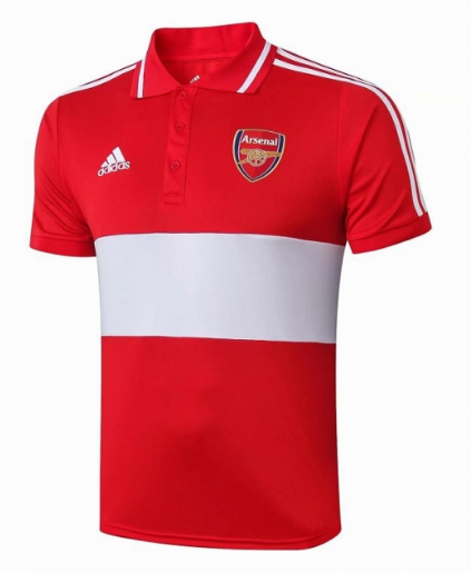 camiseta del Polo Arsenal 2019-2020 Rojo