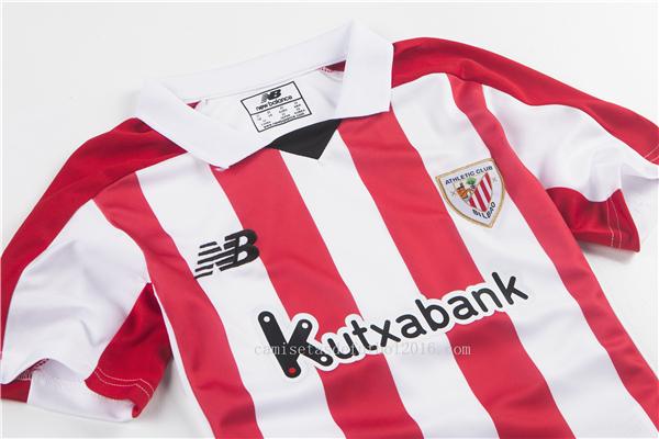 ... camiseta primera equipacion del Athletic Bilbao 2018 nino ... daff55cb1600d