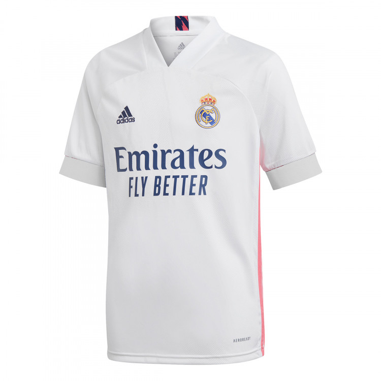 camiseta primera real madrid 2020-2021