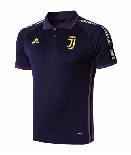 camiseta polo del Juventus 2020 Purple