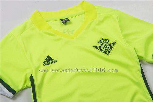 camisetas de futbol Real Betis niños