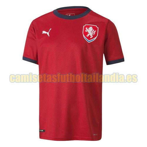 camiseta prima czech republic 2020-2021