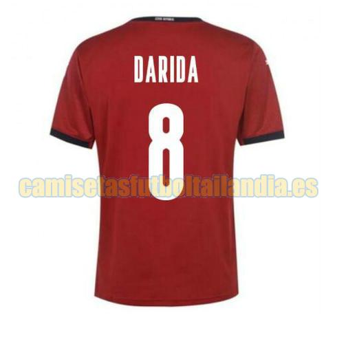 camiseta prima czech republic 2020-2021 darida 8
