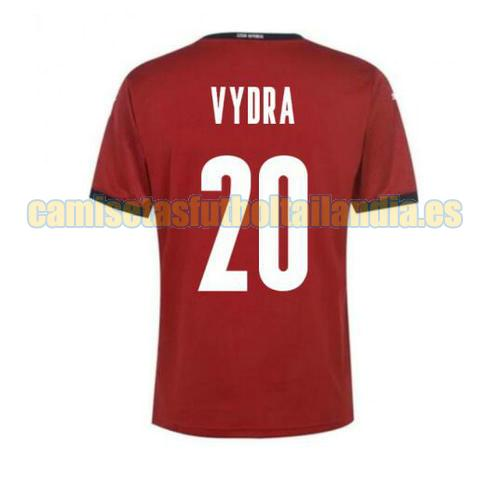 camiseta prima czech republic 2020-2021 vydra 20