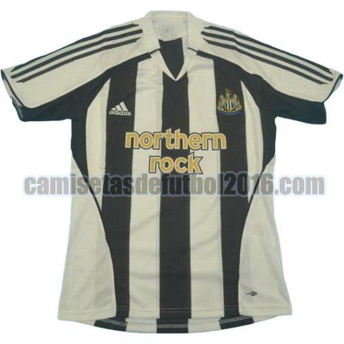 camiseta primera equipacion newcastle united 2005-2006