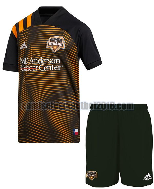 camiseta segunda houston dynamo 2020-2021 niño