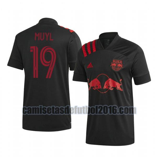camiseta segunda new york red bull 2020-2021 alex muyl 19
