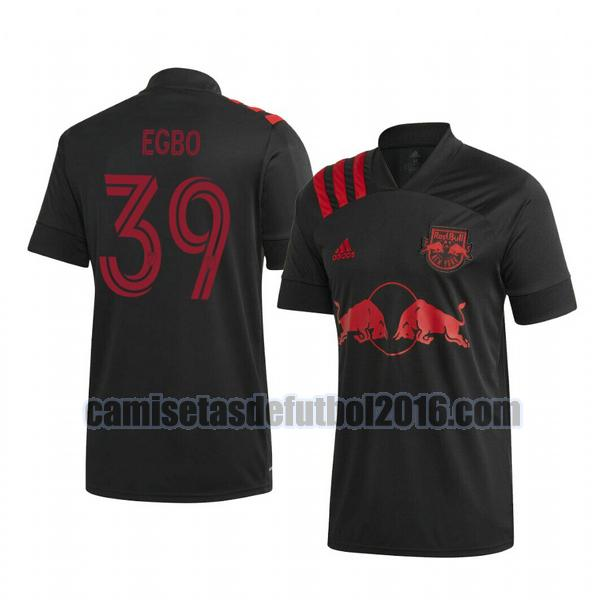 camiseta segunda new york red bull 2020-2021 mandela egbo 39