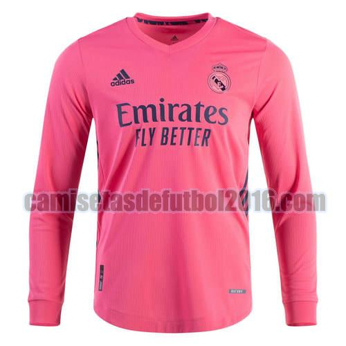 camiseta segunda real madrid 2020-2021