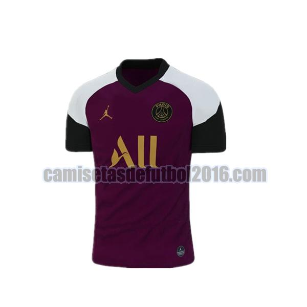 camiseta tercera paris saint germain 2020-2021