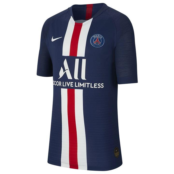 camiseta futbol primera del Paris Saint-Germain 2020