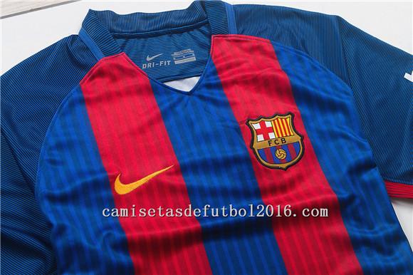 Comprar Camiseta Primera Equipacion Del Barcelona 2017