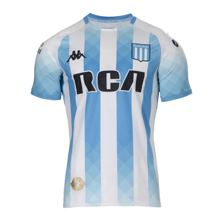 camisetas tailandia racing club 2019-2020 primera