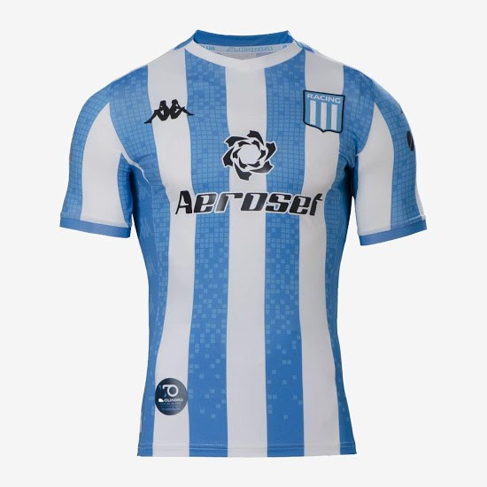 camisetas tailandia racing club 2020-21 primera