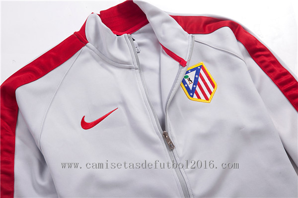 comprar chandal atletico de madrid 2014-2015 chaquetas blanco 35d014bacf6d7
