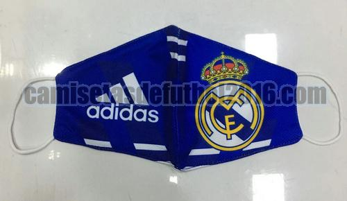 mascaras real madrid 2020-2021 azul