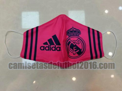 mascaras real madrid 2020-2021 rosado