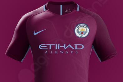 manchester city nueva camiseta 2017