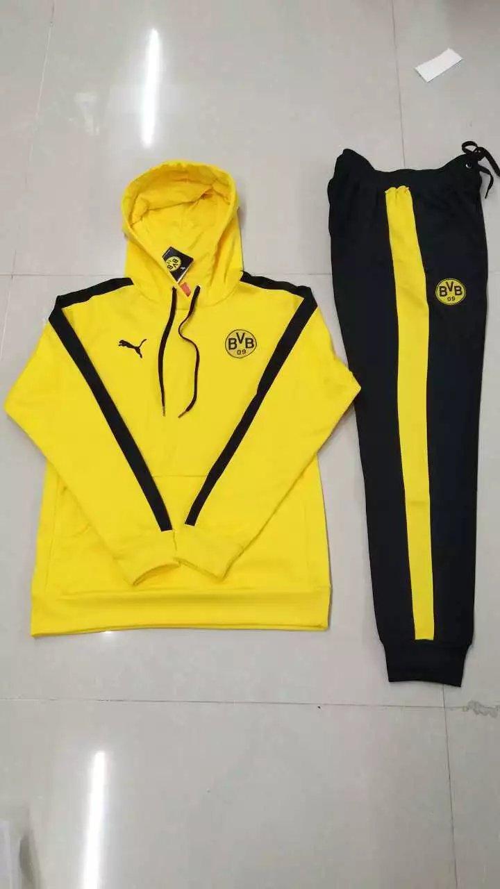 sudaderas del Borussia Dortmund 2017 formación amarillo ... b74e39fe297e8