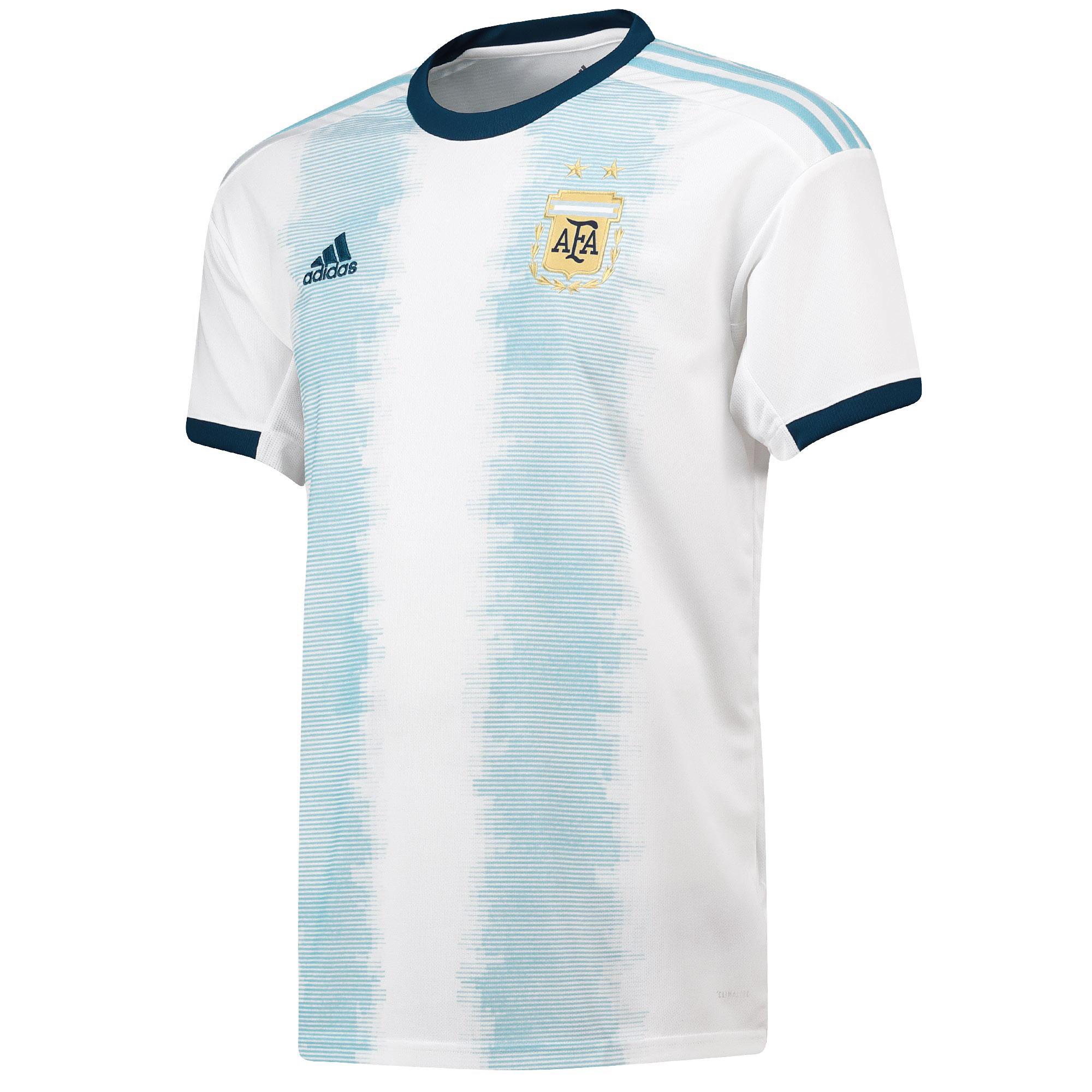 camiseta de argentina 2020 para mujer