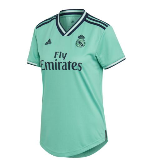 tailandia camiseta tercera Real Madrid 2020