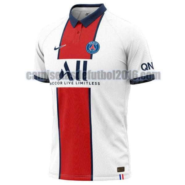tailandia camiseta segunda paris saint germain 2020-2021
