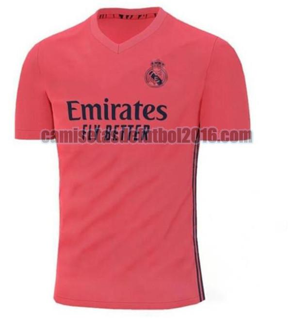 tailandia camiseta segunda real madrid 2020-2021